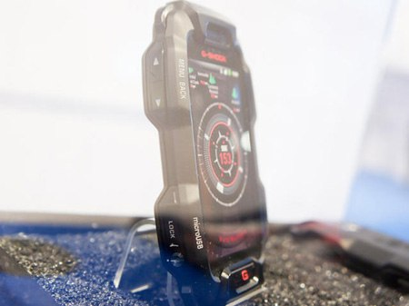 Android Casio G-Shock