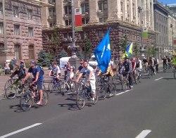 Bike Day 2012 Kiev