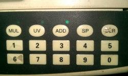 мембранные кнопки