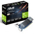 ASUS GeForce GT710 2GB DDR3 low profile silent (GT710-SL-2GD5)