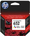 HP No.652 DJ Ink Advantage 1115/2135/ 3635/3835 Color (F6V24AE)