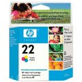 HP DJ No. 22 DJ3920/3940, PSC 1410, color (C9352AE)