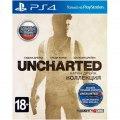 Фото SONY Uncharted: Натан Дрейк. Коллекция [PS4, Russian version] Blu (9867135)