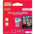 Фото GOODRAM 16 GB ODD3 Blue (ODD3-0160B0R11)