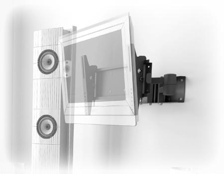 Кронштейны для ЖК телевизоров LCD